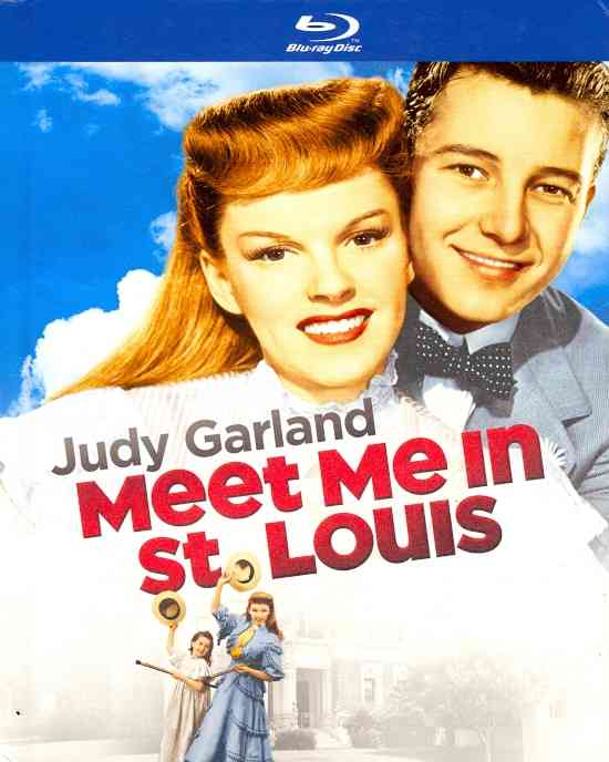 MEET ME IN ST LOUIS BY GARLAND,JUDY (Blu-Ray)